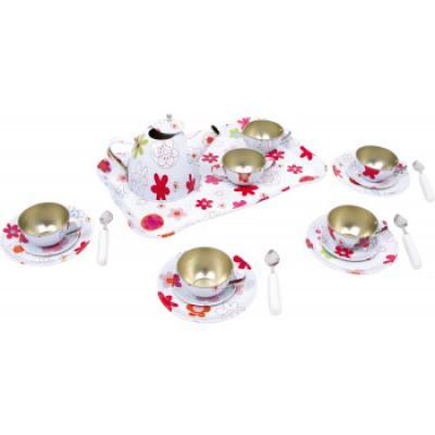 """dětský čajový set """"květinka"""""""