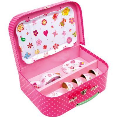 """dětský piknikový kufřík """"květiny"""""""